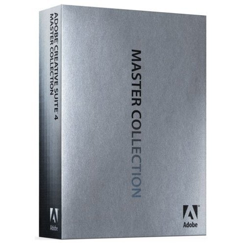 Adobe Creative Suite 4 Master Collection (Spanish) [Old Version] by Adobe
