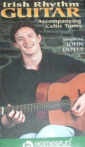 VHS-Irish Rhythm Guitar: Accompanying Celtic Tunes