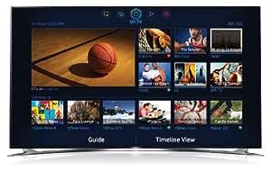 Samsung UN60F8000 60-Inch 1080p 240Hz 3D Ultra Slim Smart LED HDTV (2013 Model)