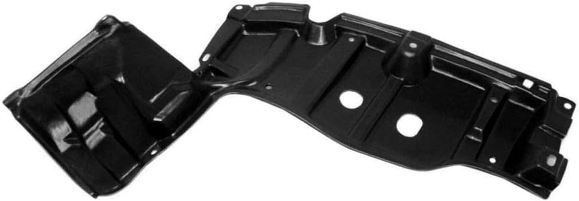 Multiple Manufactures TO1228219 Standard No variation Undercar Shield
