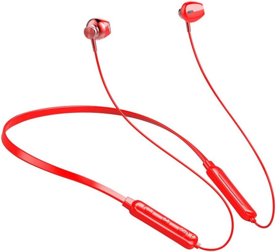 SMCZH Auriculares inalámbricos Auriculares Bluetooth Correa