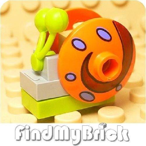 Spongebob Gary the Snail (Orange)