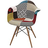 IMAX 89527 Nadine Retro Accent Chair