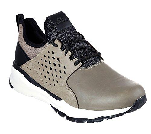 Verde Uomo Sneaker Relven Hemson Skechers 6AWxH87Yn8