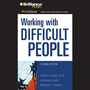 Working with Difficult People Audiobook