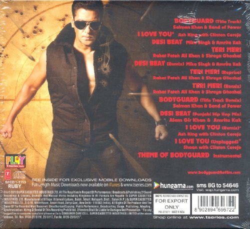 Buy Bodyguard Online at Low Prices in India | Amazon Music