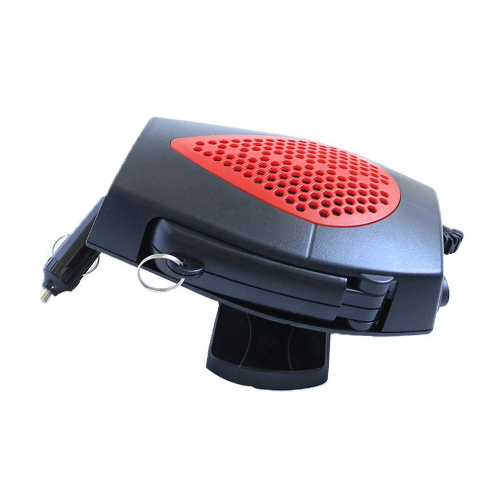 Yunt 12V Car Defroster Heater, Portable Car Windshield Defogger Heater Auto Heater Fan