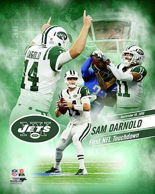 - Sam Darnold New York Jets Quarterback