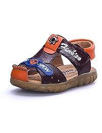 BININBOX Summer Breathable Sandals Girl Boys Toddler Kid Shoe Athletic Hoop