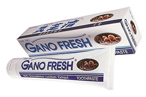 2 Boxes Gano Fresh Toothphaste with Ganoderma Lucidum Extract by Gano Excel by Gano Excel (Image #1)