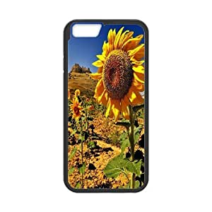 """High Quality Phone Case For Apple Iphone 6,4.7"""" screen Cases -Sunflowers pattern-LiuWeiTing Store Case 3"""