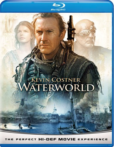 Blu-ray : Waterworld (, Dolby, AC-3, Slipsleeve Packaging, Digital Theater System)