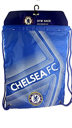 FC Chelsea Authentic Official Licensed Soccer Drawstring Cinch Bag 05 For Sale