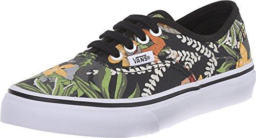 Vans Kids Disney Black Skate Shoe - 3.5 M US Big Kid