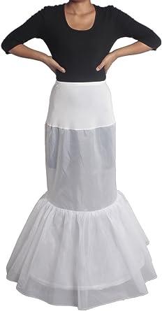 XYX enagua de la boda accesorios de la boda Enaguas Falda paseo de ...