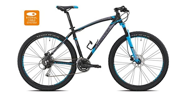Torpado MTB Mercury - Bicicleta, 29 pulgadas, aluminio 3 x 8 v ...