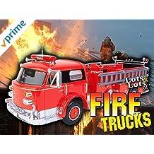 Lots & Lots of Fire Trucks