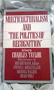 Multiculturalism and the politics of recognition an essay