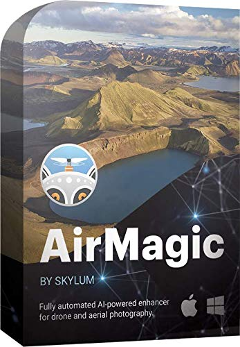 AirMagic – Drone Photography Enhancing Software by Skylum | Automatic Drone Photo Enhancing Software for PC & Mac…