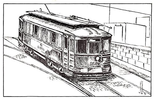 Car 1440 Built 1900 by Chicago Union Traction Co Chicago Surface Lines, Illinois ()
