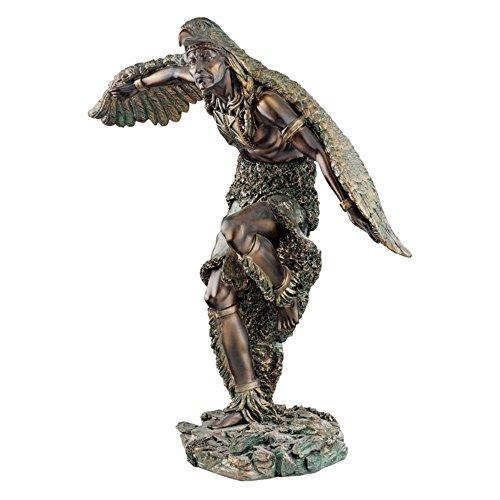 - Design Toscano 12 in. The Eagle Dancer Sculpture
