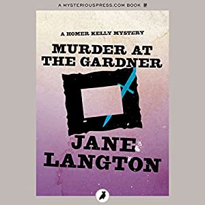 Murder at the Gardner Audiobook