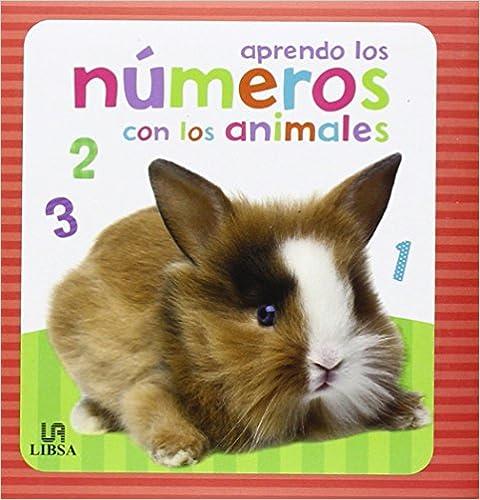 Descarga de libros electrónicos y audiolibros Aprendo Los Números Con Animales (Animalitos) iBook