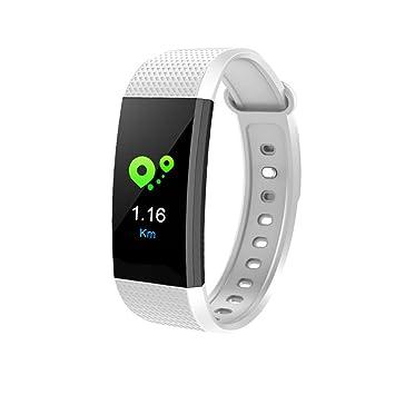 Sport Montre Connectée Etanche Fitness Tracker Watch dActivité avec Cardiofréquencemètres,Podomètre,Moniteur