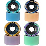 Atom Juke Nylon Wheels 95A – Roller Derby Skate Wheels Set of 8