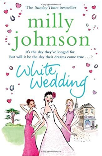 White Wedding by Milly Johnson (2012-04-26)
