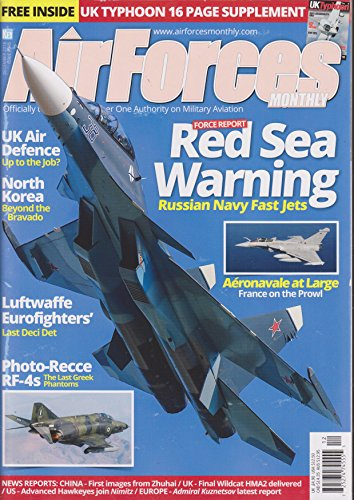 Air Forces Monthly Magazine December (Air Force Magazine)