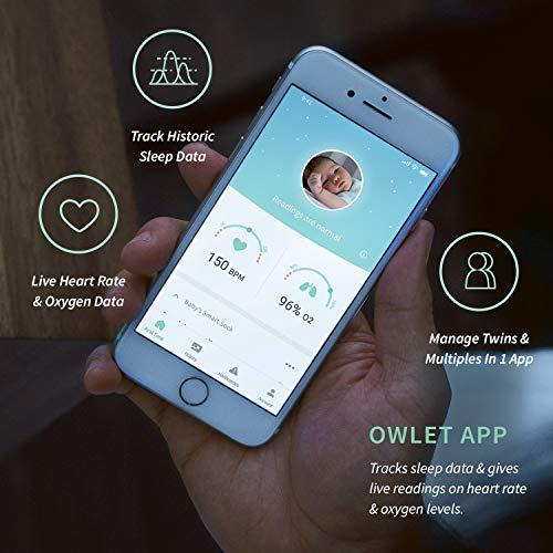 Owlet Smart Sock 2 Baby Monitor Fsa Compare