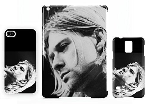 Kurt Cobain 4 iPhone 4 / 4S cellulaire cas coque de téléphone cas, couverture de téléphone portable
