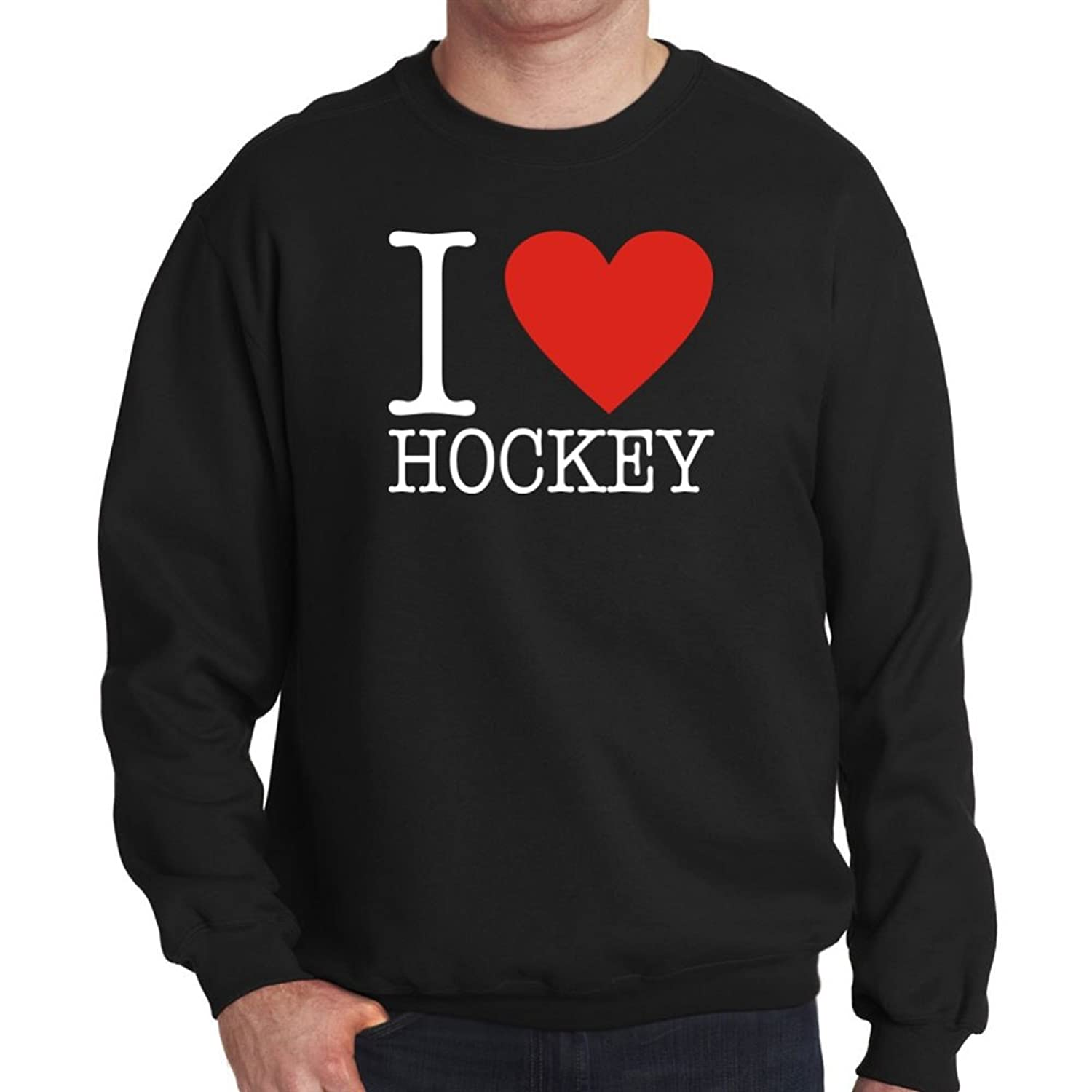 I LOVE Hockey CLASSIC Sweatshirt