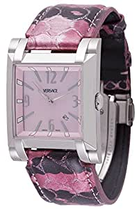 Versace Men's FLQ99D111 S111 Character Analog Display Quartz Pink Watch