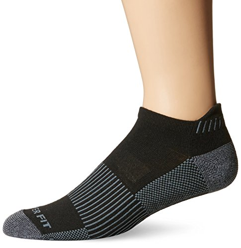 Copper Fit Men's Performance Sport Cushion Low Cut Ankle Socks (5 pair) Shoe Size 6-12