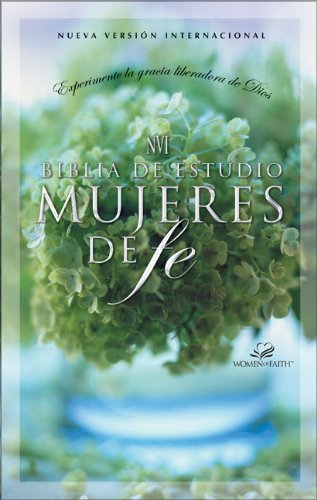 Download NVI Biblia de estudio mujeres de fe, tapa dura (Spanish Edition) PDF