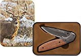 Browning 3220287 Knife Whitetail Tin 2017 Review