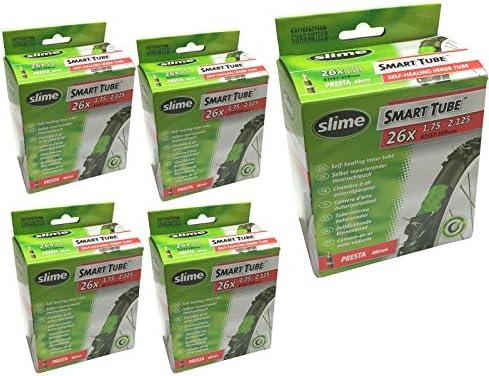 SLIME SMART Tube 26 x 1.75 Schrader ou Presta Valve