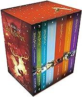 Caixa Harry Potter - Edição Premium Exclusiva Amazon