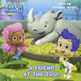 A Friend at the Zoo (Bubble Guppies), Random House, 0449813894