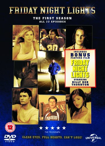 Friday Night Lights Season 1/Friday Night Light Feature Film Pack [DVD]