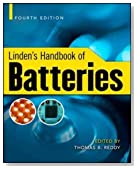 Linden's Handbook of Batteries, 4th Edition (Electronics)