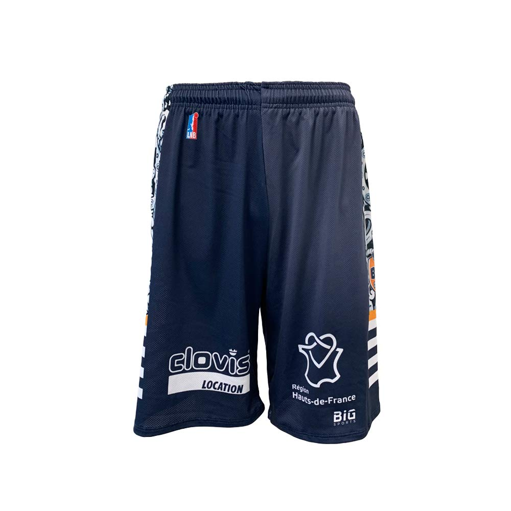 BCM Gravelines Dunkerque Official Outdoor Shorts 2018-2019 Basketball Unisex B07N15RSZG B07N15RSZG B07N15RSZG Shorts Verschleißfest 8b5a0a