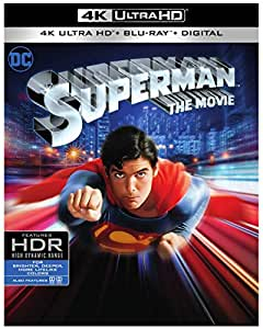 Superman Movie, The (4k UHD) [Blu-ray]