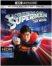 Superman: The Movie (1978) (4K Ultra HD + Blu-ray + Digital)