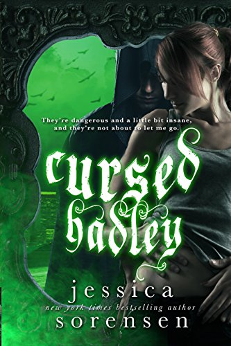 Cursed Hadley: A Reverse Harem Series (The Cursed Series Book 1) cover