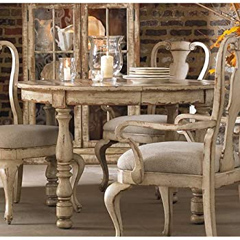 Amazon.com - Hooker Furniture Wakefield Round Leg Dining ...