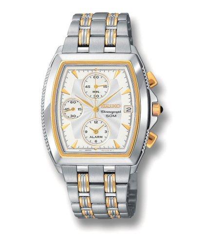 Seiko Men's SNA610 Le Grand Sport Alarm Chronograph Watch