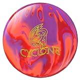 Ebonite Cyclone Bowling Ball- Orange/Purple/Red (16lbs)